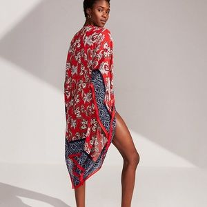 Express  Kimono cover up One size NEW  withoutag